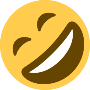 emoji-laugh